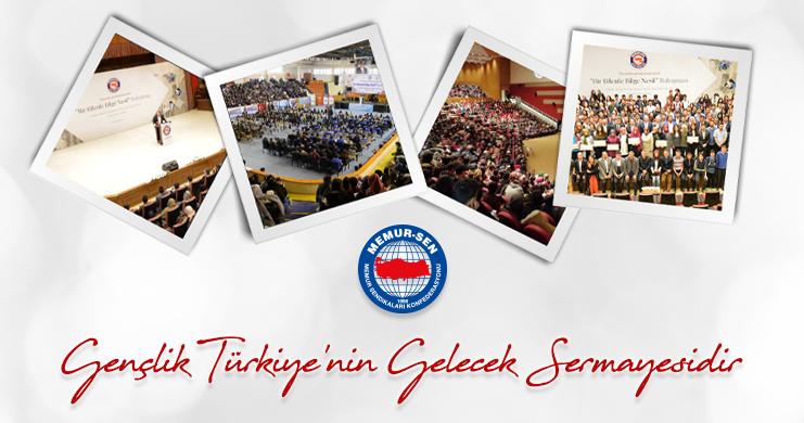 Gençlik, Türkiye'nin Gelecek Sermayesidir