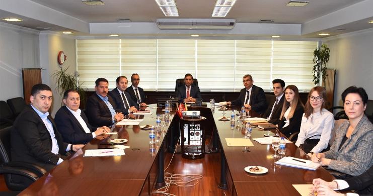 Birlik Haber-Sen, PTT A.Ş.'nin Promosyon Toplantısına Katıldı