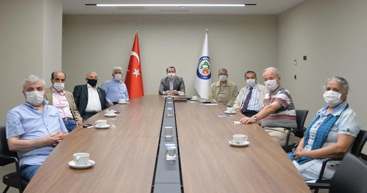 Emekli Memur-Sen Yönetim Kurulu Toplantısı Gerçekleştirildi