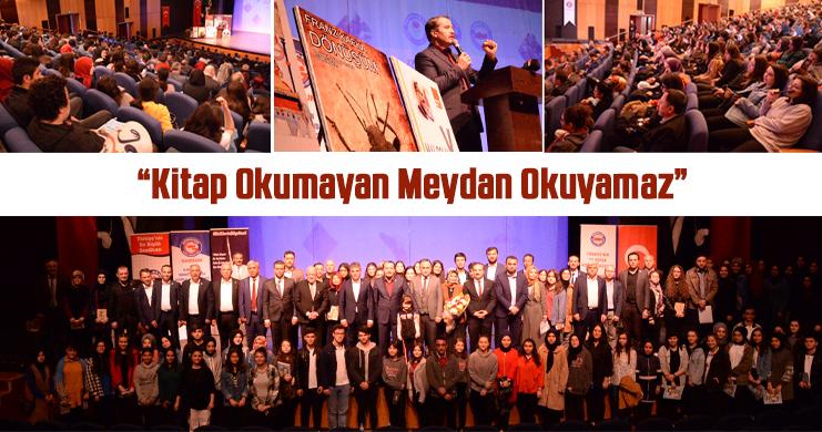 """""""Bir Bilenle Bilge Nesil"""" Projesinin Samsun'daki Ayağı Ödül Töreniyle Tamamlandı"""