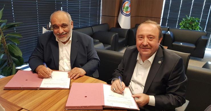Toç Bir-Sen ve İHH Arasında İşbirliği Protokolü İmzalandı