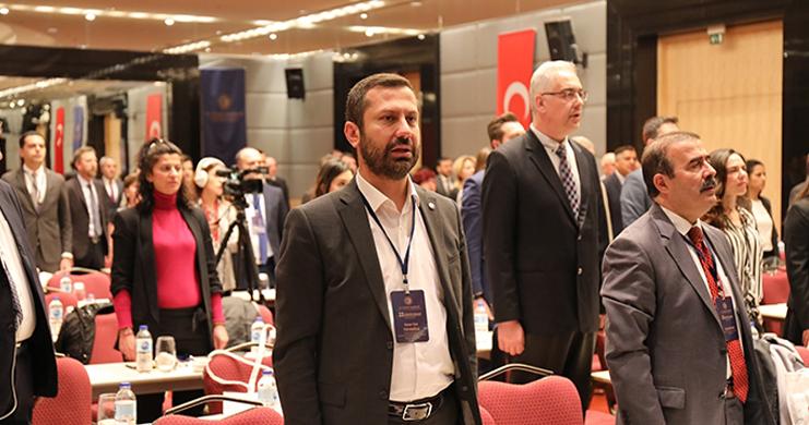 Genel Başkanımız Tufanoğlu, 23'üncü Tüketici Konseyi Toplantısına Katıldı