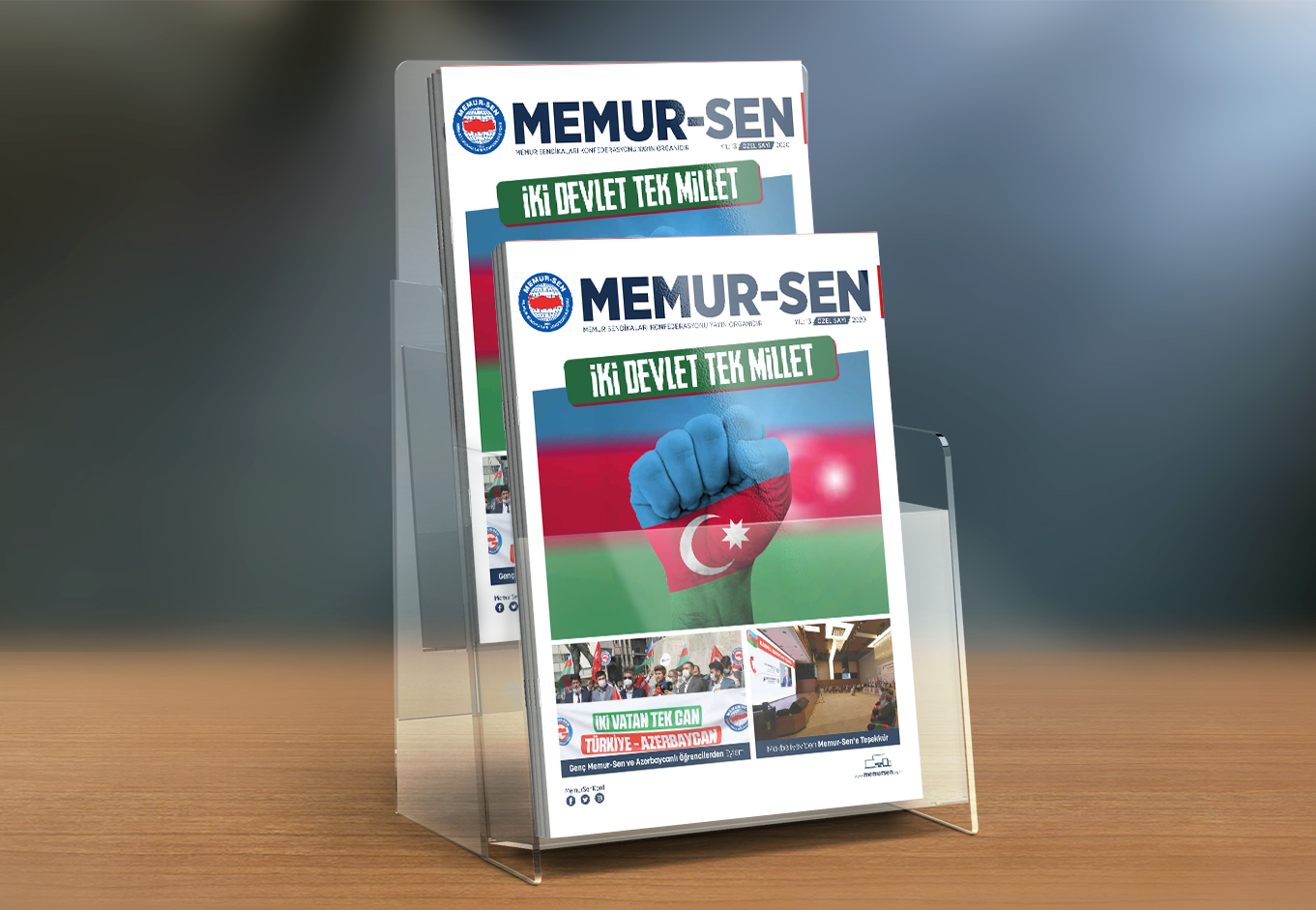 Azerbaycan Özel Sayı